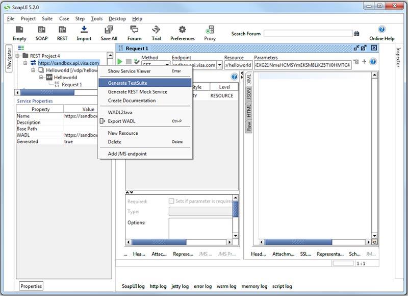 Generate Test Suite