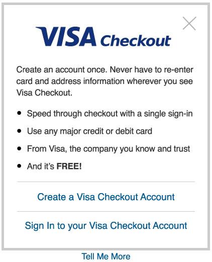 Visa checkout visa developer center pdfs for merchants integrating with visa checkout altavistaventures Gallery