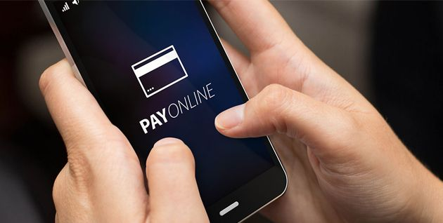 mobile pay online