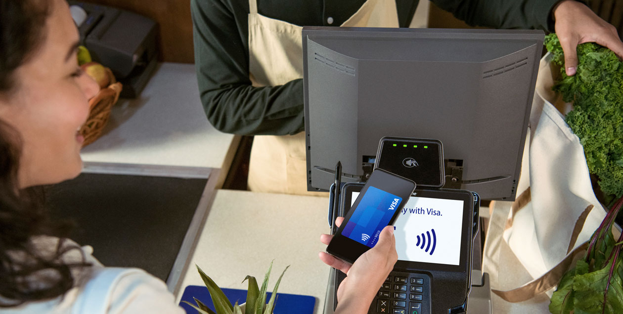 Contactless Supermarket