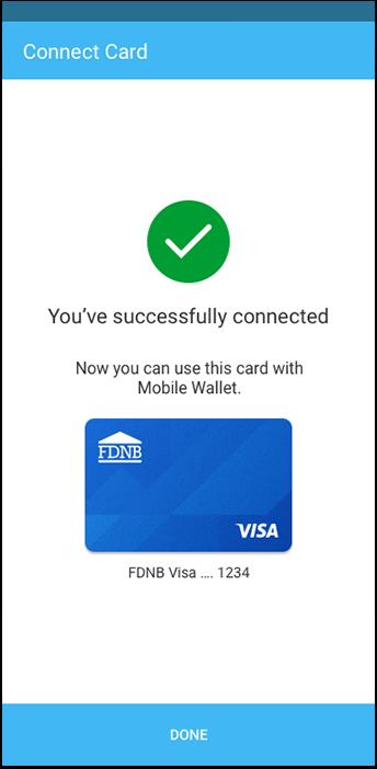 Enable Digital Card Loading